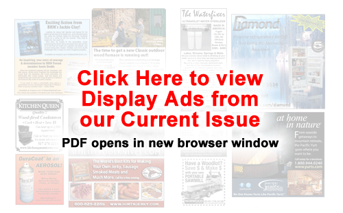 Display Ads from our Current Issue