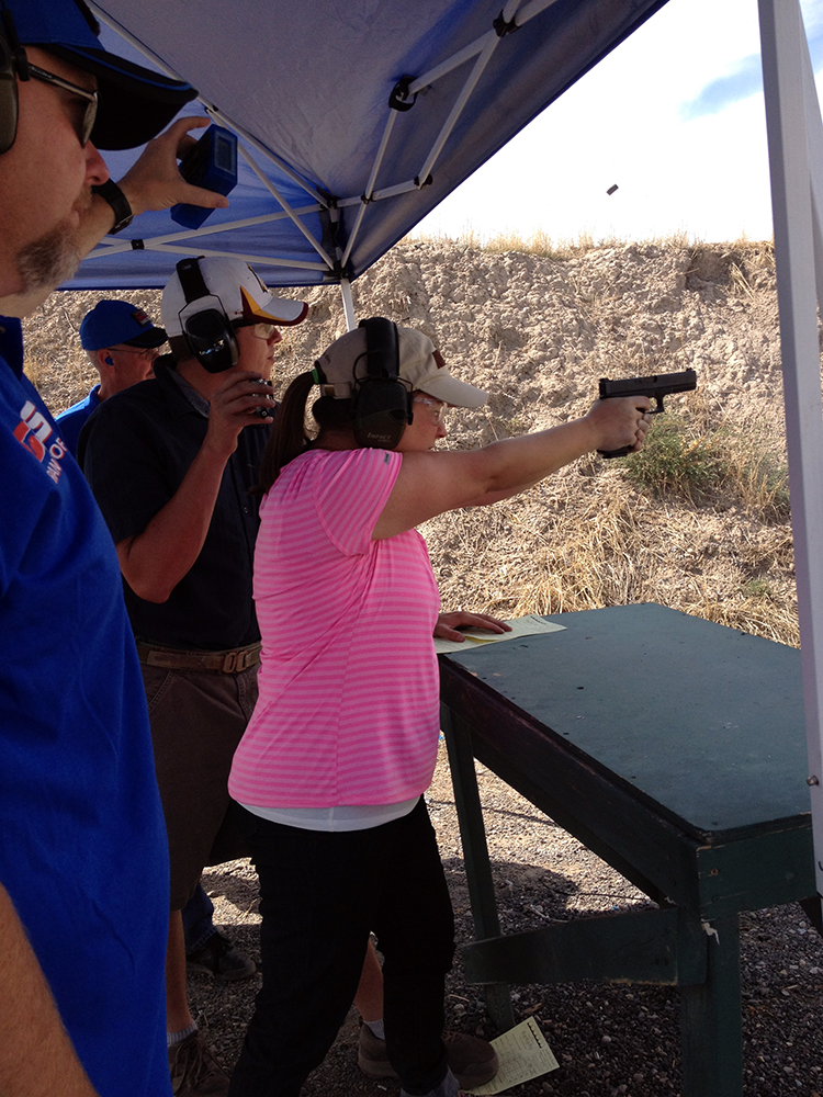 Danica Nelson Competing at GSSSF